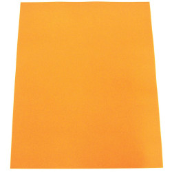 Colourful Days Colourboard A4 200gsm Orange Pack Of 50