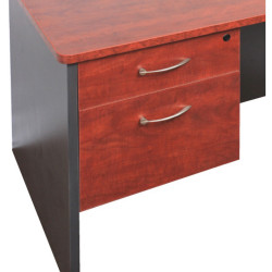Rapid Manager Fixed Pedestal 1 Personal Drawer 1 File Drawer Appletree & Ironstone